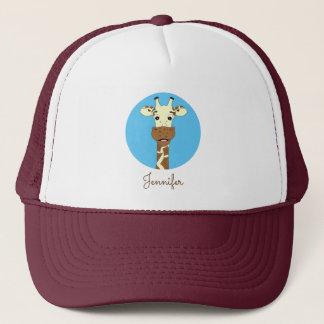 Boné Chapéu conhecido azul dos desenhos animados