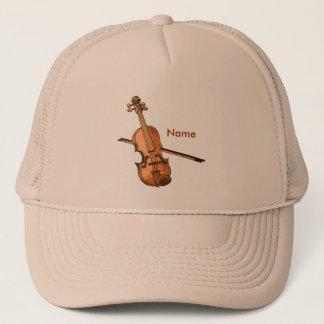 Boné Chapéu conhecido feito sob encomenda do violino do
