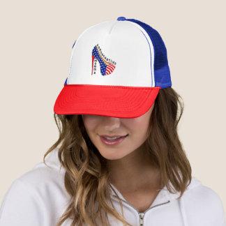 Boné Chapéu conservador do camionista de Momma