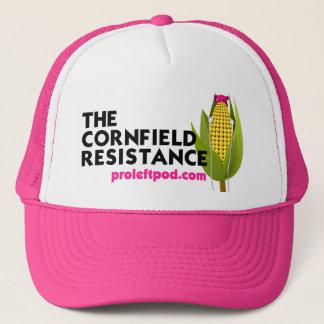 Boné Chapéu cor-de-rosa do camionista - a resistência