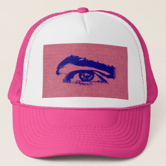 Boné Chapéu cor-de-rosa e branco por Remmylee
