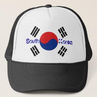Boné Chapéu coreano da lembrança da bandeira de Coreia