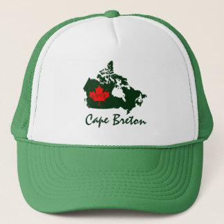 Boné Chapéu customizável bretão de Canadá da província
