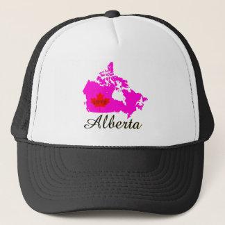 Boné Chapéu customizável de Canadá da província do amor
