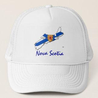 Boné Chapéu customizável de Nova Escócia Canadá do amor