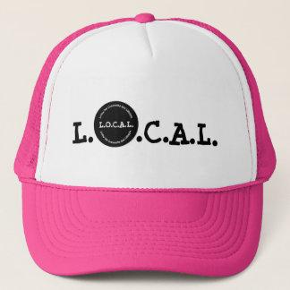 Boné Chapéu customizável do camionista da cor de