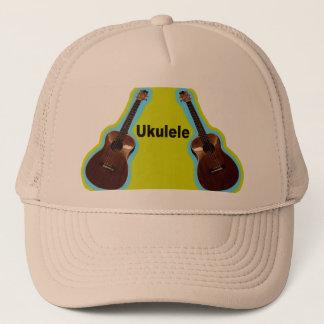 Boné Chapéu customizável do Ukulele