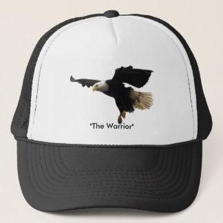 """Boné """"Chapéu da águia americana do guerreiro"""""""