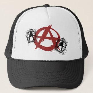Boné Chapéu da anarquia