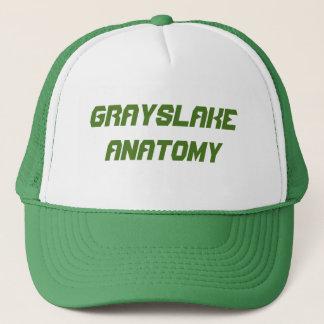 Boné Chapéu da anatomia de Grayslake