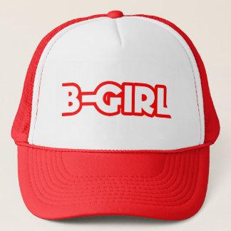Boné Chapéu da B-Menina