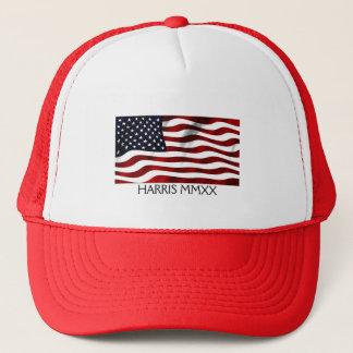 Boné chapéu da bandeira