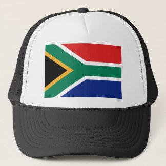 Boné Chapéu da bandeira de África do Sul