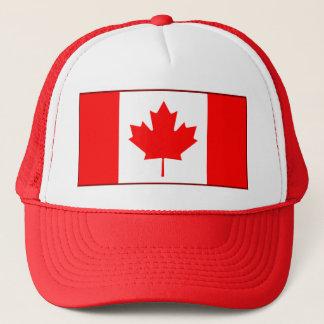 Boné Chapéu da bandeira de Canadá