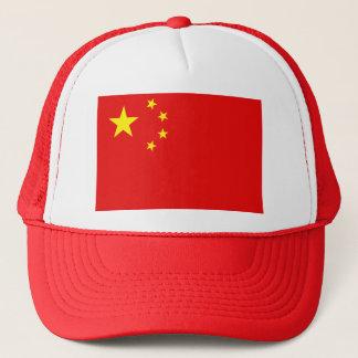 Boné Chapéu da bandeira de China