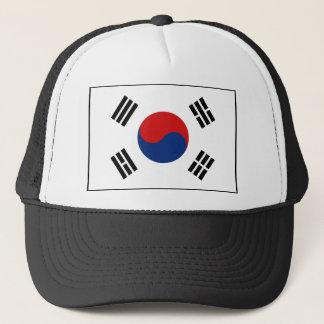 Boné Chapéu da bandeira de Coreia do Sul
