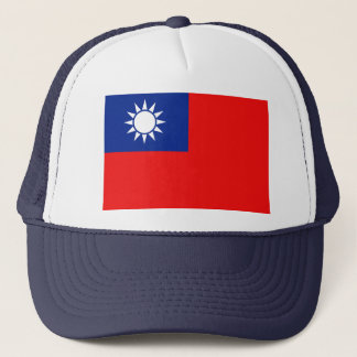 Boné Chapéu da bandeira de Formosa
