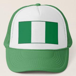 Boné Chapéu da bandeira de Nigéria