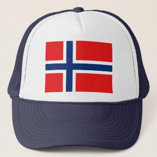 Boné Chapéu da bandeira de Noruega