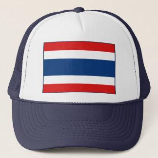 Boné Chapéu da bandeira de Tailândia