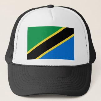 Boné Chapéu da bandeira de Tanzânia