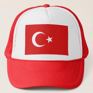 Boné Chapéu da bandeira de Turquia