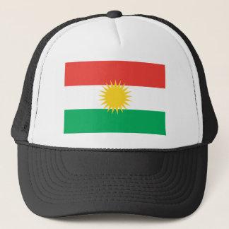 Boné Chapéu da bandeira do Curdistão