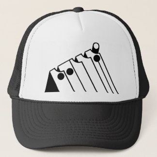 Boné Chapéu da bomba de letra do passo de DOLLA