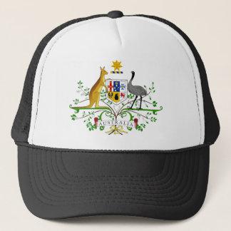 Boné Chapéu da brasão de Austrália