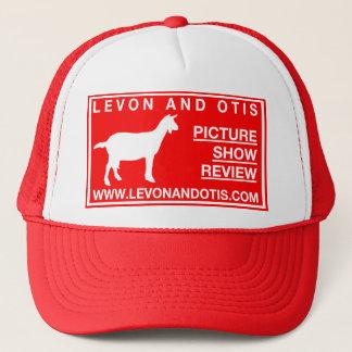 Boné Chapéu da cabra de Levon e de Otis
