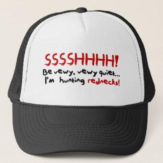 Boné Chapéu da caça do campónio. Ssshhh!