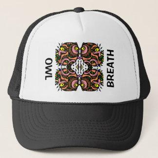 Boné Chapéu da Coruja-Respiração