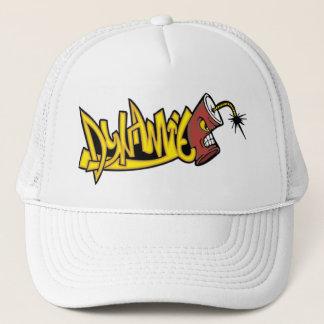 "Boné Chapéu da ""dinamite"""