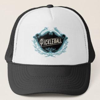 Boné Chapéu da equipe de Pickleball - design do emblema
