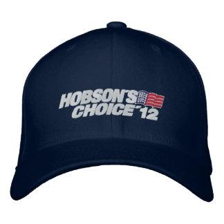 Boné Chapéu da escolha '12 de Hobson