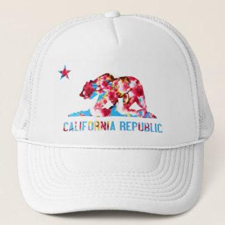 Boné Chapéu da flor de cerejeira da república de