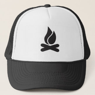 Boné Chapéu da fogueira