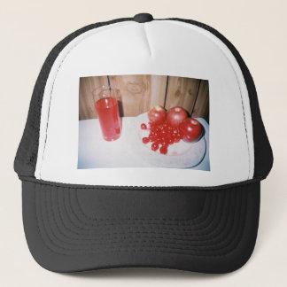 Boné Chapéu da framboesa da cereja de Apple
