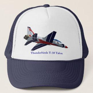 Boné Chapéu da garra dos Thunderbirds T-38