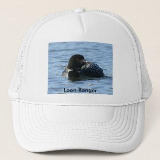 Boné Chapéu da guarda florestal do mergulhão-do-norte