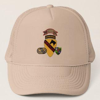 Boné Chapéu da GUARDA FLORESTAL ø CAV VIETNAM de H CO