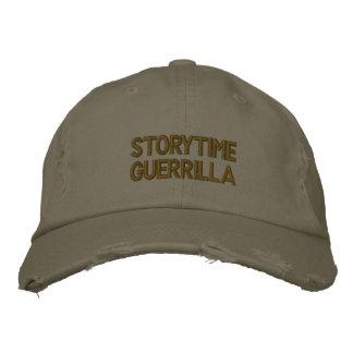 Boné Chapéu da guerrilha de Storytime