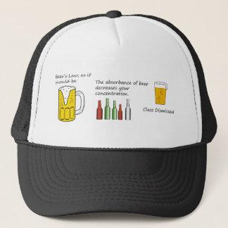 Boné Chapéu da lei de cerveja