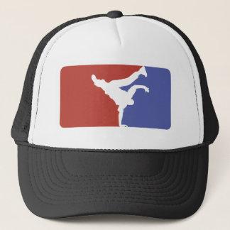 Boné Chapéu da liga principal de BBOY