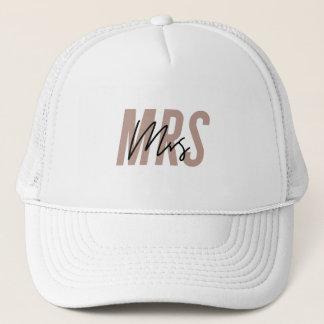 Boné Chapéu da lua de mel da Sra. Chapéu | do chapéu |