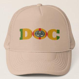 Boné Chapéu da Malha-Para trás de Vietnam Doc CMB