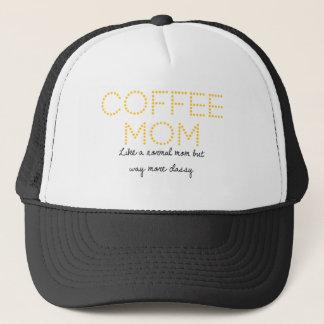 Boné Chapéu da mamã do café