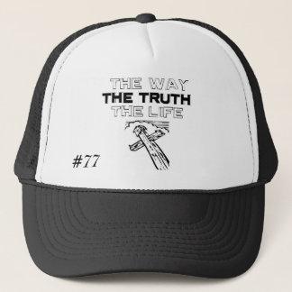Boné Chapéu da -Maneira-Verdade-E-Vida, #77 -