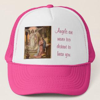 Boné chapéu da mensagem do anjo