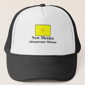 Boné Chapéu da missão de New mexico Albuquerque